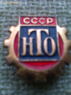 Insignia HTO. URSS. CCCP. Rusia Comunista - Insignias
