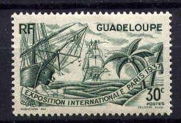 GUADELOUPE - N° 134* - EXPOSITION INTERNATIONALE DE PARIS - Guadeloupe (1884-1947)