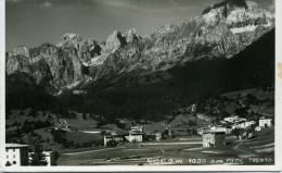 ANDALO PROV. TRENTO  M 1050 - VG 1936 XGENOVA ORIGINALE D´EPOCA 100% - Italia