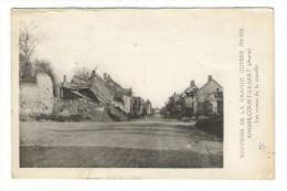 AISNE  /  SOUVENIR  DE  LA  GRANDE  GUERRE  1914-1918  /  ANGUILCOURT-le-SART  /  LES  RUINES  DE  LA  TOURELLE - Other Municipalities