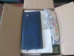 Box 8.7 Kg, 11000-12000 Stamps And Other Material - Mezclas (min 1000 Sellos)