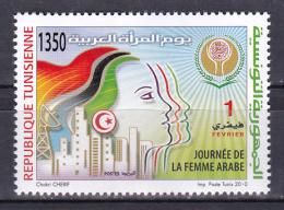 Tunisia - 2010 - ( Journee De La Femme Arabe ) - MNH (**) - Tunisia (1956-...)