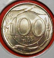 100 LIRE 2000 ITALIEN FDC (STEMPELGLANZ-UNCIRCULATE D) DIREKTKAUF - 1946-…: Republik