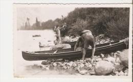 Saint-Jean-de-Maurienne.  Canoe- Kayak. Descente De Riviere.  Carte Photo Léger. - Saint Jean De Maurienne
