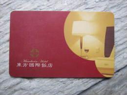 China Hotel Key Card,Mandarin Hotel - Hotel Keycards