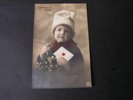 == Schönes Mädchen Motiv, Mädchen, Portrait, Fillet, Girl, Child   Neujahr , Köln 1910 - Portraits
