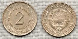 JUGOSLAWIEN 2 Dinara 1981. - Yougoslavie