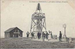 88 - Le Sommet Du HONNECK à 1,366 Mètres D'altitude - Fraontière - Vosges - Other Municipalities
