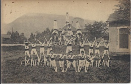 Sport - Gymnastique - La Pyramide Double - Gimnasia