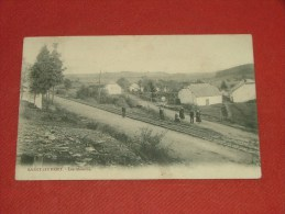 SAINT-HUBERT  -  Les  Moulins     - ( 2 Scans ) - Saint-Hubert