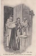 Couvent Chartreux  Roman Catholic Educational Establishment Le Maitre Des Novices CPA 36 - Chartreuse