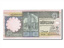 [#107798] Libye, 1/4 Dinar Type 1991-93 - Libya