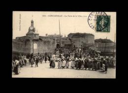 29 - CONCARNEAU - Portes De La Ville - Ville Close - Concarneau