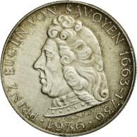 Monnaie, Autriche, 2 Schilling, 1936, SUP+, Argent, KM:2858 - Austria