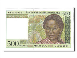 [#107732] Madagascar, 500 Francs Type 1994-95 - Madagascar