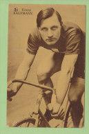 Ernest KAUFMANN . 2 Scans. Edition Sportkaarten Frank, Nels - Cyclisme