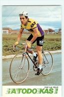 José Luis VIEJO . 2 Scans. Equipe KAS  1977 - Cyclisme