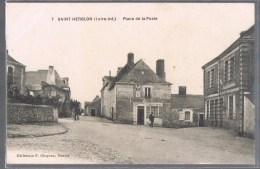 SAINT - HERBLON . Place De La Poste . - Saint Herblain