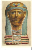 Painted Mummy Mask, Ptolemaic Period, Wilbour Collection, Brooklyn Museum, Brooklyn Institute Of Arts And Sciences - Articles Of Virtu