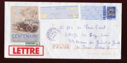 France, Frankreich, 2007, Cover, Guecelard - France