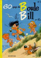 Boule Et Bill N° 5 - 1980 - D1 - Boule Et Bill
