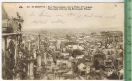 St. Quentin 1931Verlag: ----- POSTKARTEmit Frankatur  Mit Stempel 31.7.31Erhaltung: I-II, Karte Wird In Klarsichthülle V - St. Quentin En Yvelines
