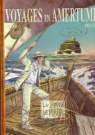 D1 - Voyages En Amertume - La Perle De Marka - EO 1992 - Editions VENTS D OUEST - De Clave Et Dieter - Non Classés