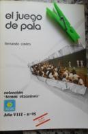 Juego De Pala Jai Alai Pelote Basque - Culture