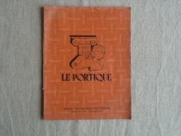 Cahier Présentation  6 Quadrillages, Le Portique Breithaupt-Cariven Carcassonne. V. Photos - Other