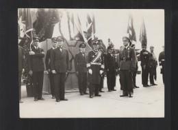 Original Photo Hansa Luftbild Ju 52 Zeremonie (2) - Personaggi Storici