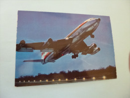 BOEING 707 B INTERCONTINENTAL DE LA TWA. - 1946-....: Ere Moderne