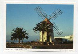SPAIN  - AK 192939 Lanzarote - Mühle Bei Yaiza - Lanzarote