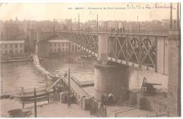 Dépt 29 - BREST - Perspective Du Pont Tournant - Brest