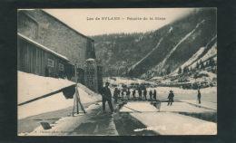 Lac De SYLANS - Récolte De La Glace (belle Animation) - France