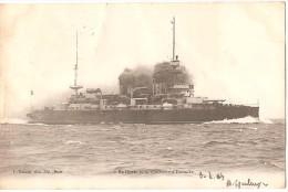 """Dépt 29 - BREST - """"Suffren"""" Cuirassé D'Escadre - Brest"""