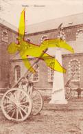 THULIN - Monument - Splendide Carte - Hensies