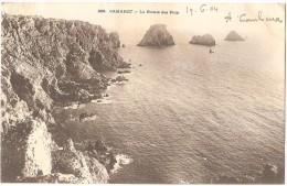 Dépt 29 - CAMARET-SUR-MER - La Pointe Des Pois - Camaret-sur-Mer