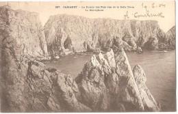 Dépt 29 - CAMARET-SUR-MER - La Pointe Des Pois Vue De La Salle Verte - Le Sémaphore - Camaret-sur-Mer