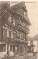 Dépt 29 - CARHAIX-PLOUGUER - Vieille Maison De La Rue Du Pavé - Carhaix-Plouguer