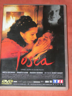 "DVD SPECTACLE OPERA ""  TOSCA "" DE VERDI  Par B JACQUOT Avec A GHEORGHIU / R ALAGNA / R RAIMONDI  SON 5.1 DTS - Musik-DVD's"