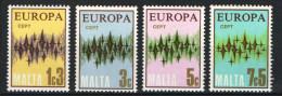 Malta 1972. EUROPA CEPT Set MNH (**) - 1972