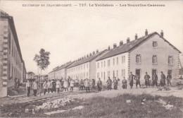 Carte Postale Ancienne - Le Valdahon - Les Nouvelles Casernes - Casernas