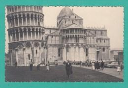 PISA --> Il Campanile E La Basilica (Carte Photo) - Pisa