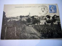 Ingrandes De Touraine Vue D'ensemble - Frankreich