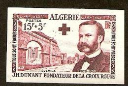 Algérie  N°317 N** LUXE Non Dentelé Essai Cote Min 45 Euros !!!RARE - Algérie (1924-1962)