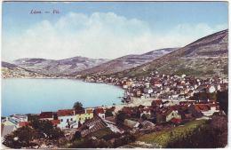 CROATIA  - HRVATSKA  - DALMACIA  -  VIS  -  LISSA - Croazia