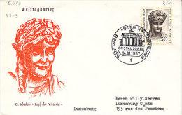 D-Berlin 1967. G. Schadow - Kopf Der Victoria. (5.398) - Berlin (West)