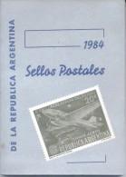 CATALOGO ESPECIALIZADO DE SELLOS POSTALES ARGENTINOS - FILATELIA - ESTAMPILLAS - PETROVICH 1984 214 PAGINAS - Postzegelcatalogus