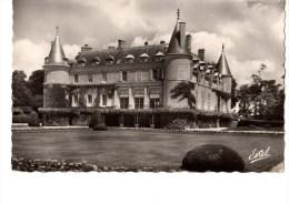 78----CHATEAU DE RAMBOUILLET-----résidence Présidentielle ---voir 2 Scans - Rambouillet