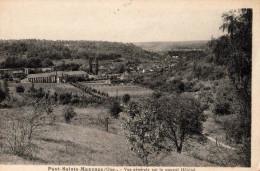 PONT SAINTE MAXENCE   VUE GENERALE SUR LE NOUVELLE HOPITAL - Pont Sainte Maxence